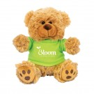 Plush Bear- Green Shirt