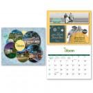 12 Month Spiral Bound Calendar