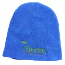 Knit Cap- Carolina Blue