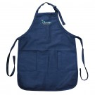 Gourmet Apron with Pockets - Navy