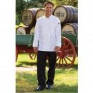 Black Classic Baggy Drawstring Chef Pants
