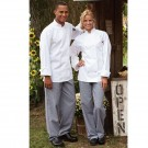 Houndstooth Classic Baggy Drawstring Chef Pants